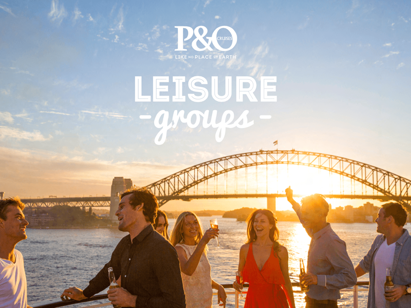 download P&O Cruises brochure: Group Bookings