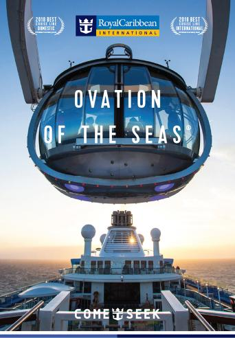 download Royal Caribbean brochure: Ovation of the Seas Ship Flyer (AU)