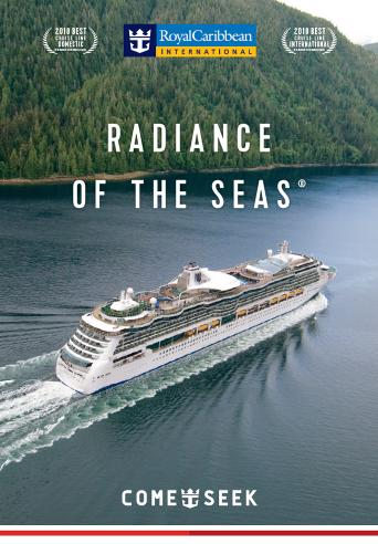 download Royal Caribbean brochure: Radiance of the Seas Ship Flyer (AU)