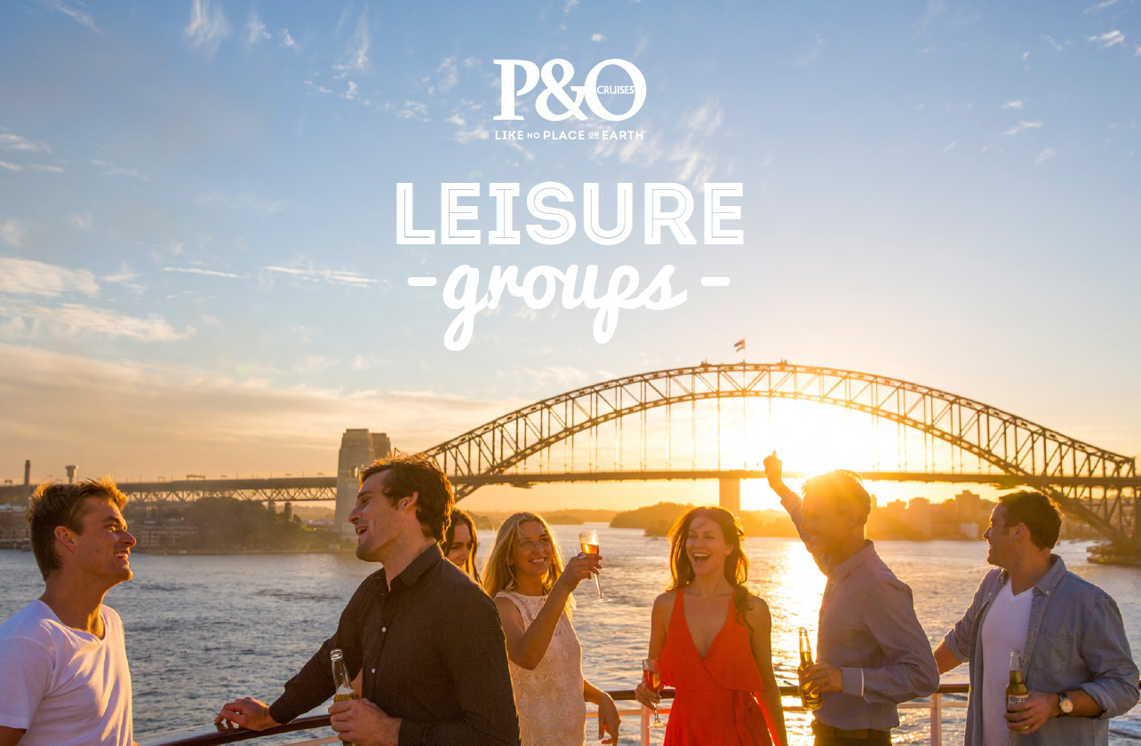 P&O Australia Groups brochure