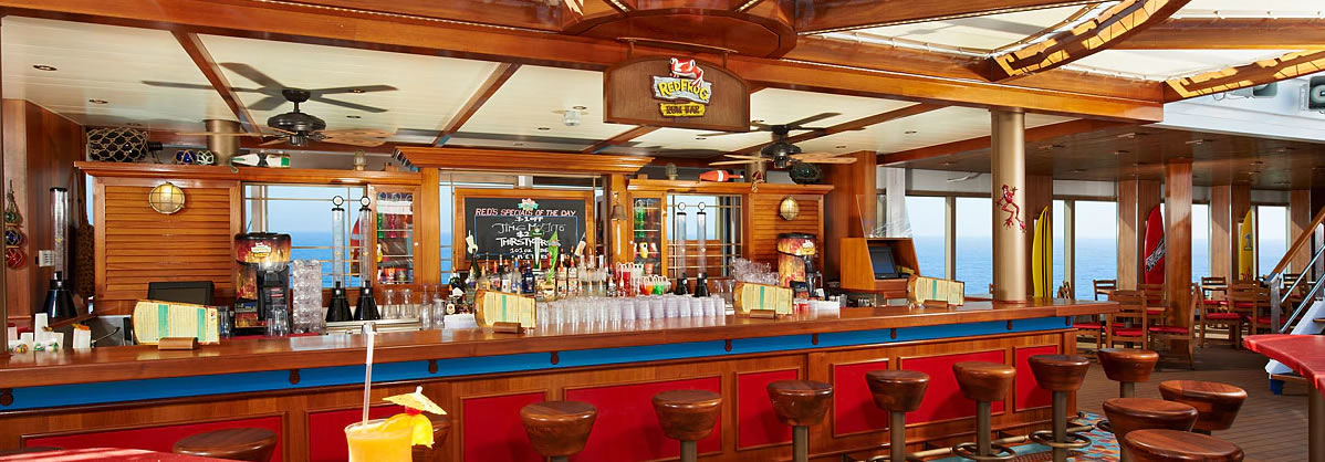 Carnival Spirit - RedFrog Rum Bar