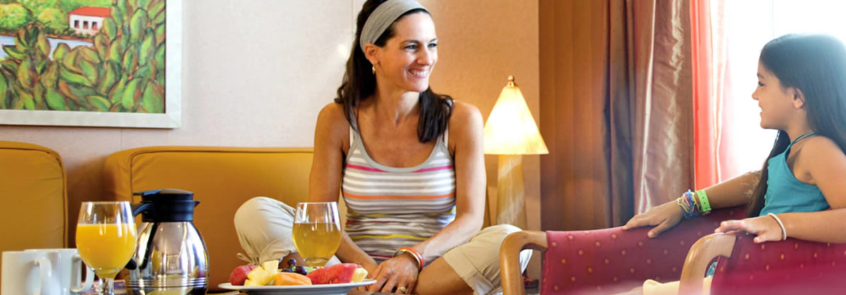Carnival Splendor - 24 Hour Room Service
