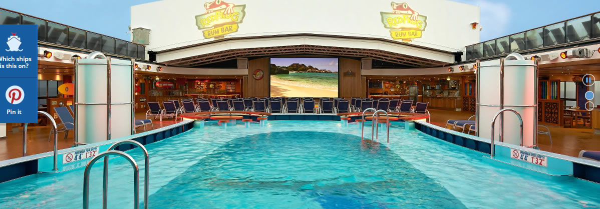 Carnival Spirit - Dive-In Movies