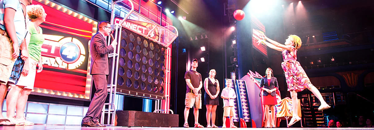 Carnival Splendor - Hasbro The Game Show
