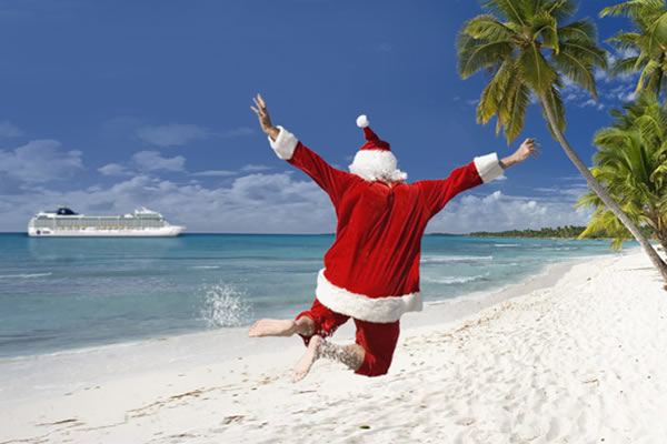 Christmas cruises from Australia