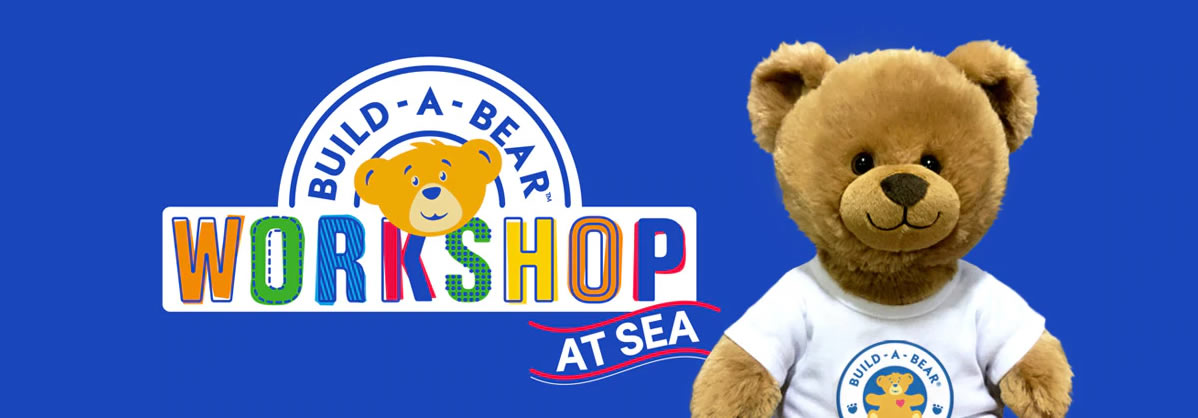 Carnival Splendor - Build-A-Bear Workshop at Sea
