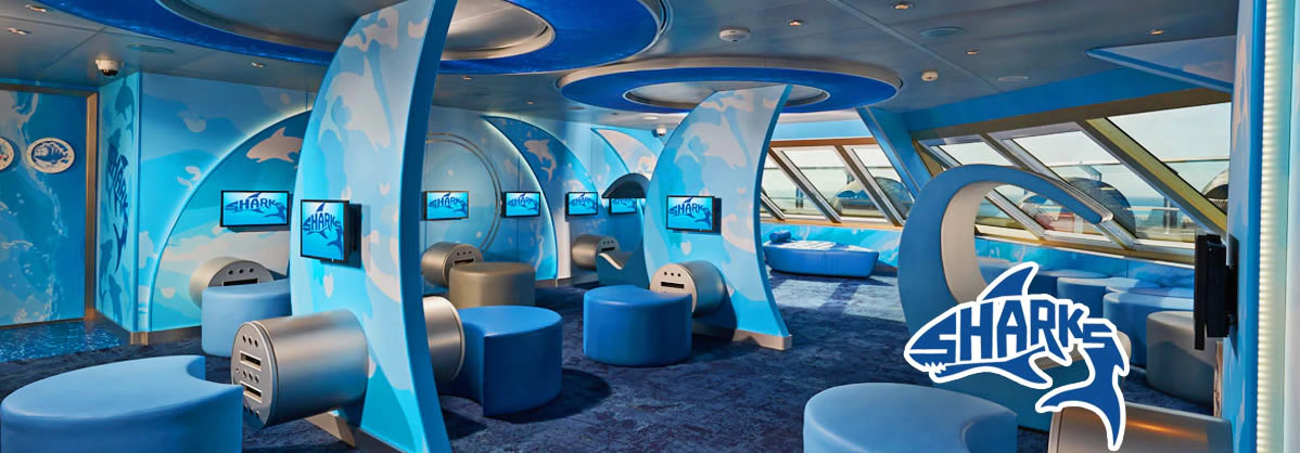 Carnival Splendor - Camp Ocean kids club