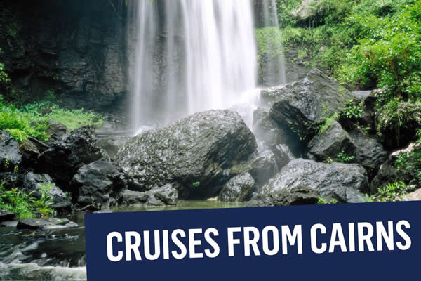 Cruises from Cairns