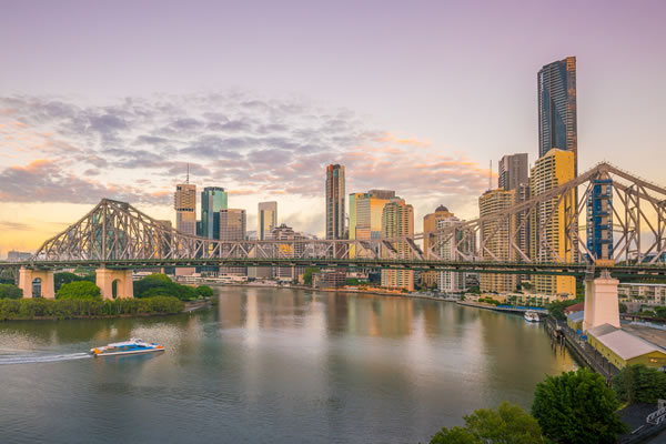 Cruises from Brisbane