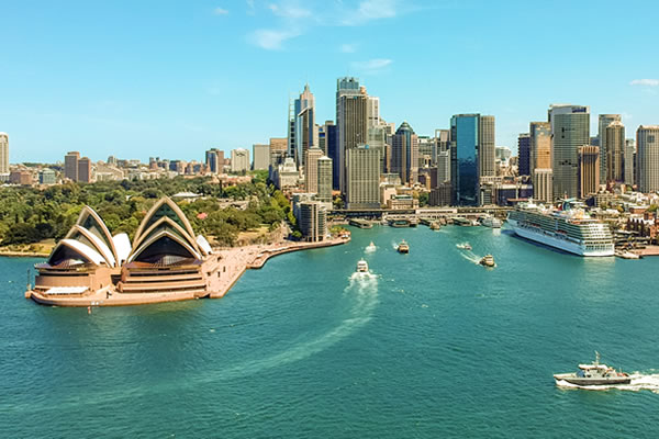 Short Cruises from Sydney