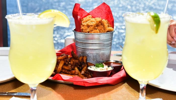Carnival Legend - Seafood Corner
