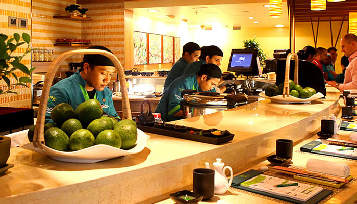 Carnival Spirit - Bonsai Sushi