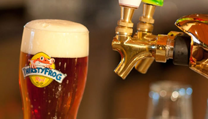 Carnival Spirit - Red Frog Pub