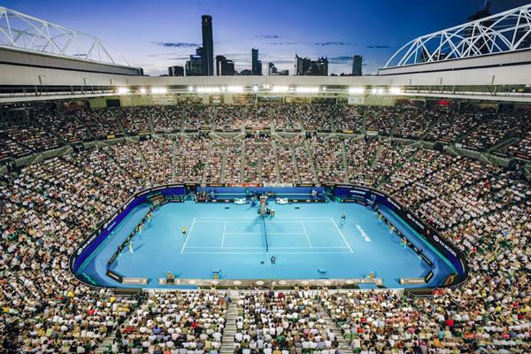 Australian Open Tennis cruises