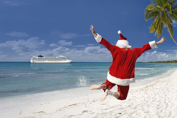 2019 Christmas cruises