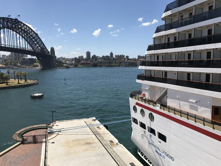 Last Minute Cruises departing from Sydney