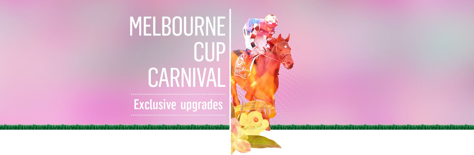 Melbourne cup betting specials on cruises singapore sports betting results