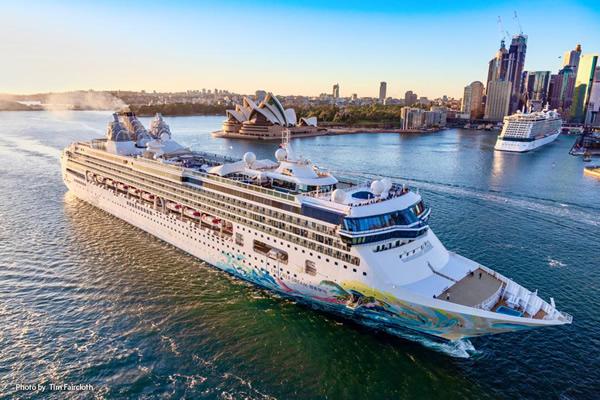 Short Cruises from Sydney