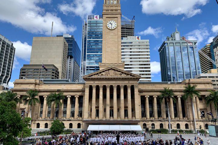Australia - Brisbane - City Hall