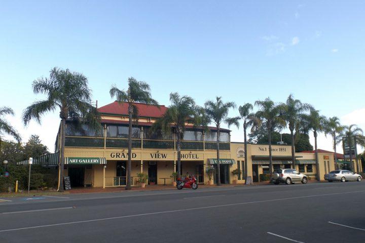 Australia - Brisbane - Grand View Hotel